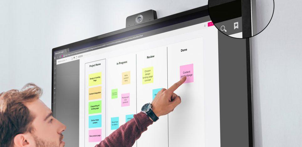 SKO Printing & AV Touch Displays supreme